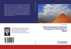 Bookcover of Climate Responsive Design Strategies of Dwellings in Egypt