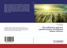 Обложка Zinc efficiency and zinc uptake kinetics of different wheat cultivars
