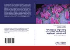 Perspective of phop/q therapy to Multi Drug Resistant Salmonella kitap kapağı