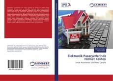 Elektronik Pazaryerlerinde Hizmet Kalitesi kitap kapağı