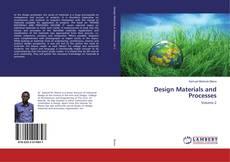 Portada del libro de Design Materials and Processes