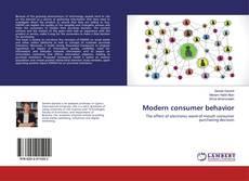 Bookcover of Modern consumer behavior