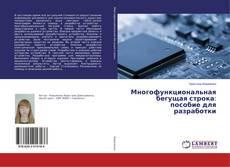 Portada del libro de Многофункциональная бегущая строка: пособие для разработки