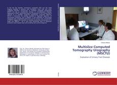 Bookcover of Multislice Computed Tomography Urography (MSCTU)