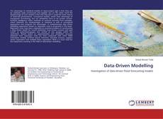 Capa do livro de Data-Driven Modelling