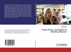 Capa do livro de Public Policy and Rights of Working Women