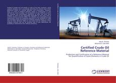 Certified Crude Oil Reference Material的封面