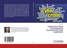 Cybercrime: Basic Criminological Characteristics and Legislation kitap kapağı