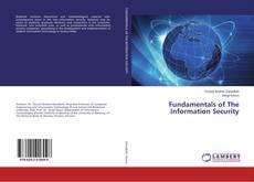 Capa do livro de Fundamentals of The Information Security