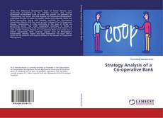 Bookcover of Strategy Analysis of a Co-operative Bank