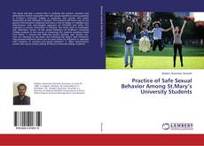 Обложка Practice of Safe Sexual Behavior Among St.Mary's University Students