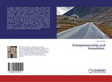 Entrepreneurship and Innovation的封面