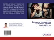 Buchcover von Causes and Consequences of Domestic Violence Against Women