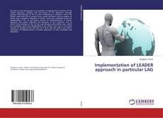 Implementation of LEADER approach in particular LAG的封面