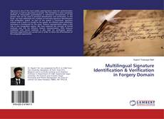 Bookcover of Multilingual Signature Identification & Verification in Forgery Domain