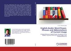 Portada del libro de English-Arabic Word Power, Phrases and Abbreviations of Current Usage