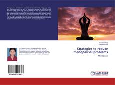 Обложка Strategies to reduce menopausal problems