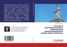 Системы имплементации и применения международного права прав человека kitap kapağı