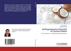 Antihypertensive Potential of Coconut Neera的封面