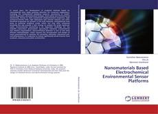 Capa do livro de Nanomaterials Based Electrochemical Environmental Sensor Platforms