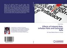 Buchcover von Effects of Interest Rate, Inflation Rate and Exchange Rate