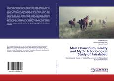 Bookcover of Male Chauvinism, Reality and Myth: A Sociological Study of Faisalabad