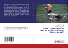 Обложка Avian fauna diversity of selected Wetlands of Baran District, RJ (IND)