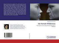 Buchcover von On Female Wilderness