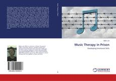 Обложка Music Therapy in Prison