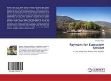 Bookcover of Payment for Ecosystem Services