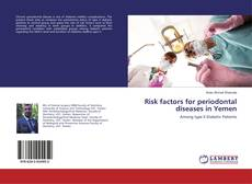 Portada del libro de Risk factors for periodontal diseases in Yemen