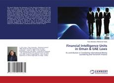 Bookcover of Financial Intelligence Units in Oman & UAE Laws