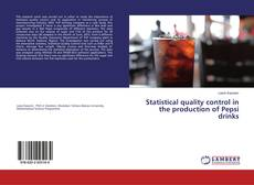 Обложка Statistical quality control in the production of Pepsi drinks