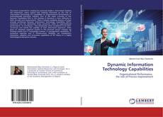 Copertina di Dynamic Information Technology Capabilities