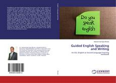 Buchcover von Guided English Speaking and Writing