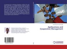 Bookcover of Agribusiness and Cooperative Management