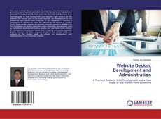 Bookcover of Website Design, Development and Administration