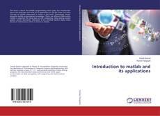 Introduction to matlab and its applications kitap kapağı