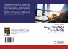 Buchcover von Business Model MVNO Telecom Operator SouthAmerica