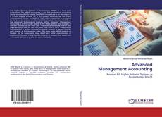 Buchcover von Advanced Management Accounting