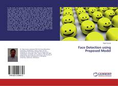 Bookcover of Face Detection using Proposed Model