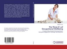 Bookcover of The Three E's of Occupational Wellbeing