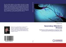 Bookcover of Secondary Ménière's Disease