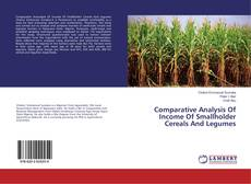 Portada del libro de Comparative Analysis Of Income Of Smallholder Cereals And Legumes