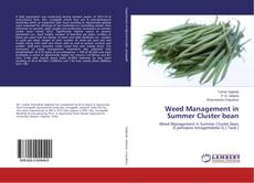 Bookcover of Weed Management in Summer Cluster bean