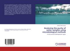 Capa do livro de Analysing the purity of water samples using microbiological methods