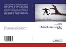Portada del libro de Effective Empowerment of Dalits
