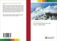 Обложка O cinema da Áustria e da Suíça: 1969-2015