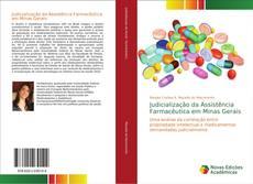 Capa do livro de Judicialização da Assistência Farmacêutica em Minas Gerais