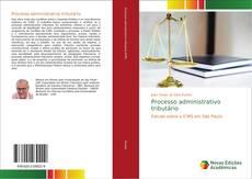 Portada del libro de Processo administrativo tributário